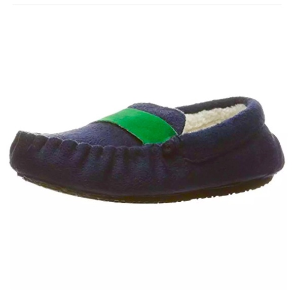 1e7cd446 Stride Rite Shoes | Slippers Moccasin Faux Suedefur Lined | Poshmark